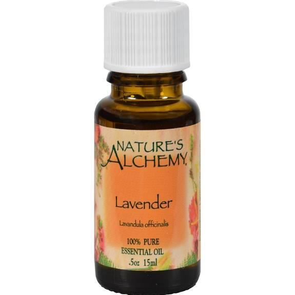 Nature S Alchemy Lavender Oil