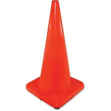 "Impact Products 28"" Slim Orange Safety Cone (EA/EACH)"