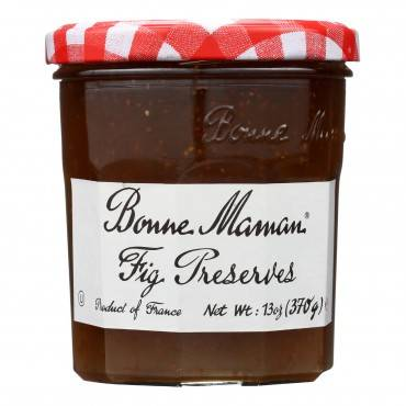 Bonne Maman - Preserves - Fig - Case Of 6 - 13 Oz.
