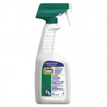Disinfecting-sanitizing Bathroom Cleaner, 32 Oz Trigger Bottle, 8/carton