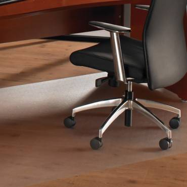 Cleartex Hard Floor XXL Rectangular Chairmat (EA/EACH)
