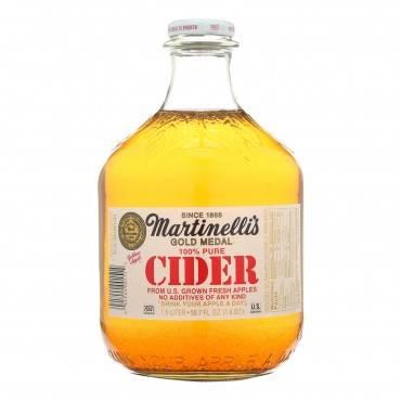 Martinelli's Apple Cider - Case of 6 - 50.7 Fl oz.