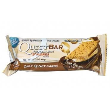 Quest Bar - S'mores - 2.12 Oz - Case Of 12