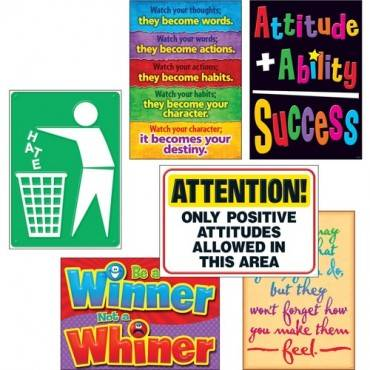 Trend Attitude Matters Posters Combo Pack (PK/PACKAGE)
