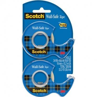 Scotch Wall-Safe Tape (PK/PACKAGE)