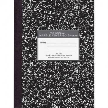 Roaring Spring Marble Plain Paper Composition Book (EA/EACH)