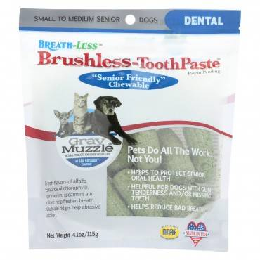 Ark Naturals - Breath-Less Brushless Toothpaste - 4.1 oz
