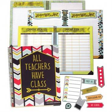 Carson-Dellosa Aim High Planner Set (ST/SET)