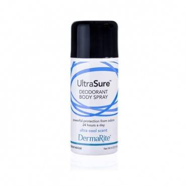 Dermarite Industries Ultrasure Deodorant Spray Model: 00268 (1/ea)