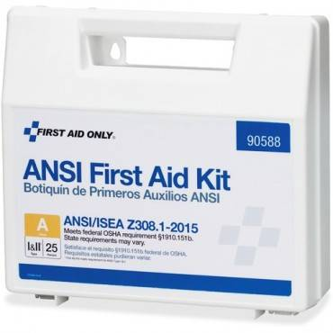 First Aid Only 89-piece ANSI First Aid Kit (EA/EACH)