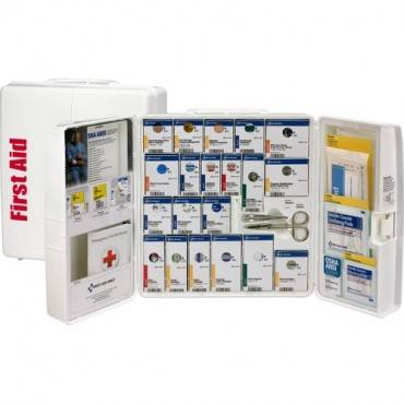 First Aid Only A Plus 202-piece SC First Aid Cabinet (EA/EACH)