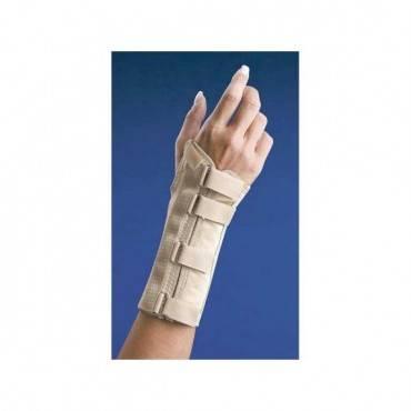 Soft Form Elegant Wrist Support Left Beige Sm