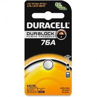 Duracell Medical Alkaline 1.5V Battery - 76A (PK/PACKAGE)