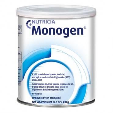Monogen Protein Powder 400g Can Part No. 106033 (1/ea)