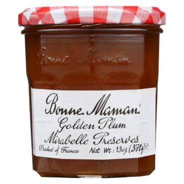 Bonne Maman Preserves - Mirabelle Plum - Case of 6 - 13 oz