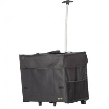 dbest Smart Travel/Luggage Case File, Electronic Equipment - Black (EA/EACH)