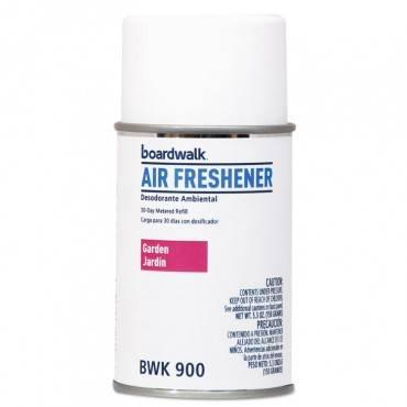 Metered Air Freshener Refill, Exotic Garden, 5.3 Oz Aerosol, 12/carton