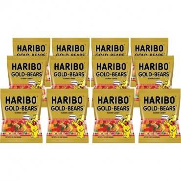 HARIBO Gold-Bears Gummi Candy (CA/CASE)