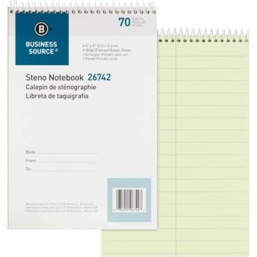 Business Source Steno Notebook (EA/EACH)