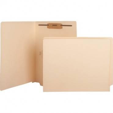 Sparco 2-ply Tab Manila Fastener Folders (BX/BOX)