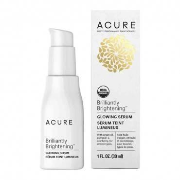 Acure - Serum - Firming Facial - 1 Fl Oz
