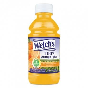 100% Orange Juice, 10 Oz., 24/carton