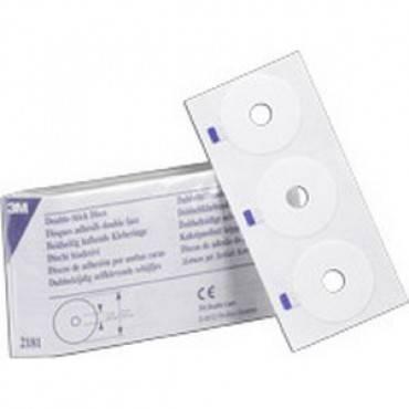 """Double stick disc 1 1/4"""" diameter w 11/32"""" part no. 2181 (612/case)"""