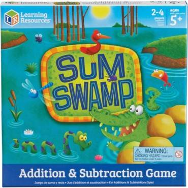 Learning Resources Sum Swap Addition/Subtraction Game (EA/EACH)