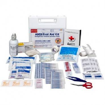 25-person 110-piece Ansi First Aid Kit Part No. 223-an (1/ea)