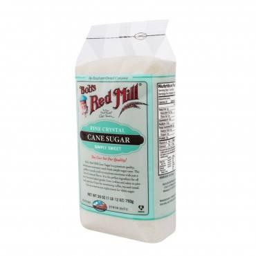 Bob's Red Mill Fine Cane Sugar - 28 oz - Case of 4