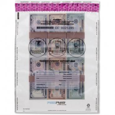 "MMF 16"" FREEZFraud Deposit Bags (BX/BOX)"