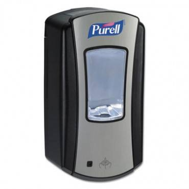 Ltx-12 Touch-Free Dispenser, 1200ml, Black