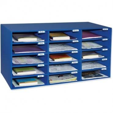 Classroom Keepers 15-Slot Mailbox (EA/EACH)