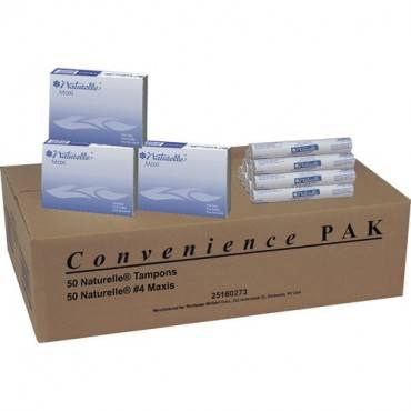 Impact Products Dual Vendor Hygiene Dispenser Convenience Pak (CA/CASE)