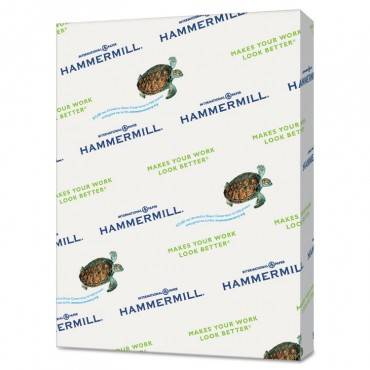 Hammermill  Recycled Colors Paper, 20lb, 8-1/2 X 11, Gray, 500 Sheets/Ream