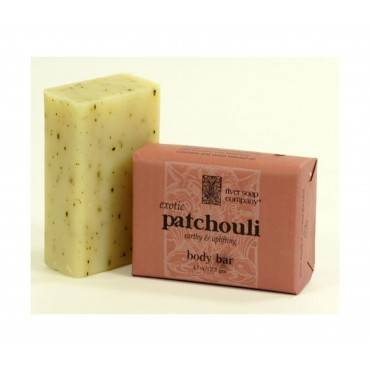 River Soap Company Soap - Patchouli Bar - 4.5 Oz.