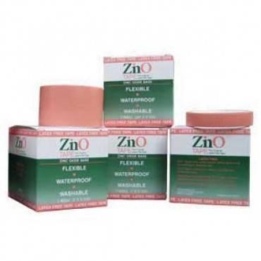 "Zino Zinc Oxide Tape 1"" X 5 Yds., Clear Part No. 5tzc1012-5 (1/ea)"