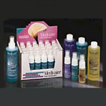 Medi-Aire Biological Odor Eliminator 8 Oz. Spray Bottle, Lemon Scented (1/Each)