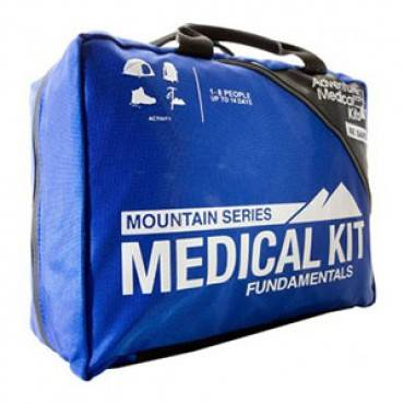 Medical first aid kit fundamentals part no. 0100-0120 (1/ea)