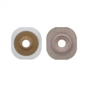 "New Image Convex Flextend With Tape Border 2 3/4"" Flange, 2"" Opening Part No. 13911 (5/box)"