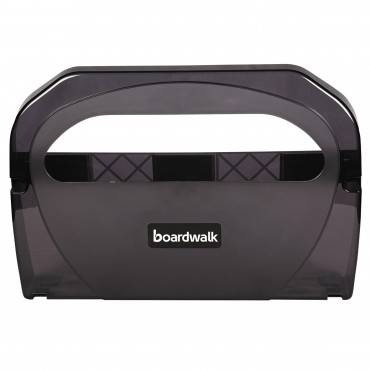 https://www.walmart.com/ip/Boardwalk-Toilet-Seat-Cover-Dispenser-Plastic-17-1-4-x-3-1-8-x-11-3-4-Smoke-Black/186045406?action=product_interest&action_type=title&beacon_version=1.0.2&bucket_id=irsbucketdefault&client_guid=bfa1faf0-1a15-454d-3d96-c71af3a521