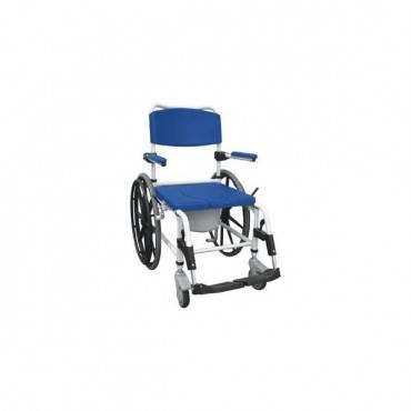 Aluminum Rehab Shower Commode Chair Part No. Nrs185006 (1/ea)