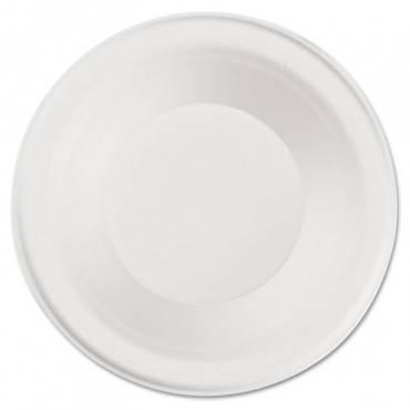 Champware Heavyweight Paper Dinnerware, Bowl, 12oz, White, 1000/carton