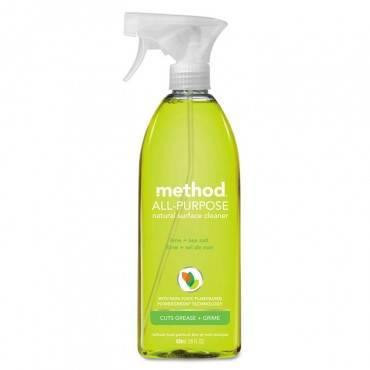 All Surface Cleaner, Lime & Sea Salt, 28 Oz Bottle