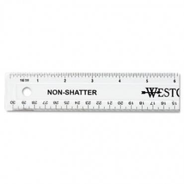 """12"""" Shatterproof Ruler"""