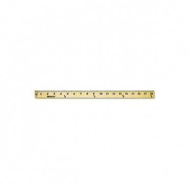 Wood Yardstick With Metal Ends, 36""