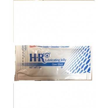 Hr Lubricating Jelly 3 G Oneshot Part No. Lj207 (144/box)