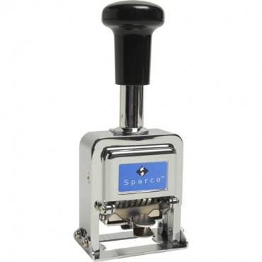 Sparco Automatic Numbering Machines (EA/EACH)