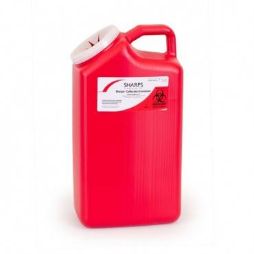 Sharps Recovery System, 3 Gal Part No. 13000008 (1/ea)