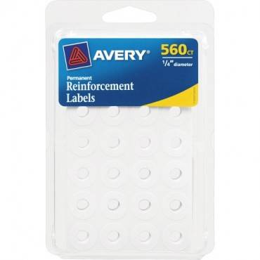 Avery® Reinforcements (PK/PACKAGE)